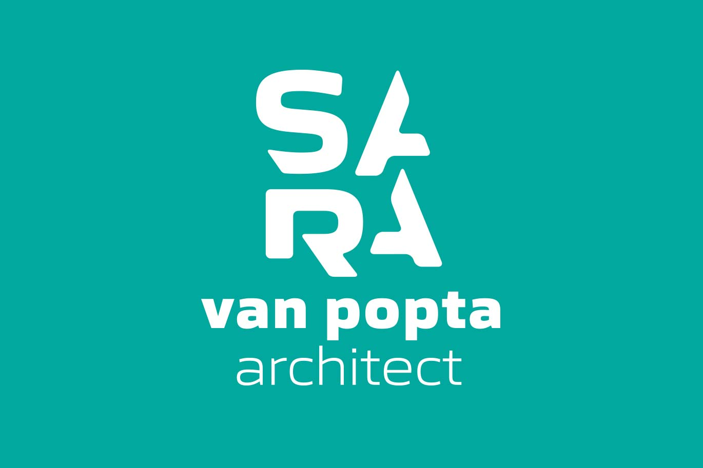 Logo Sara van Popta Architect