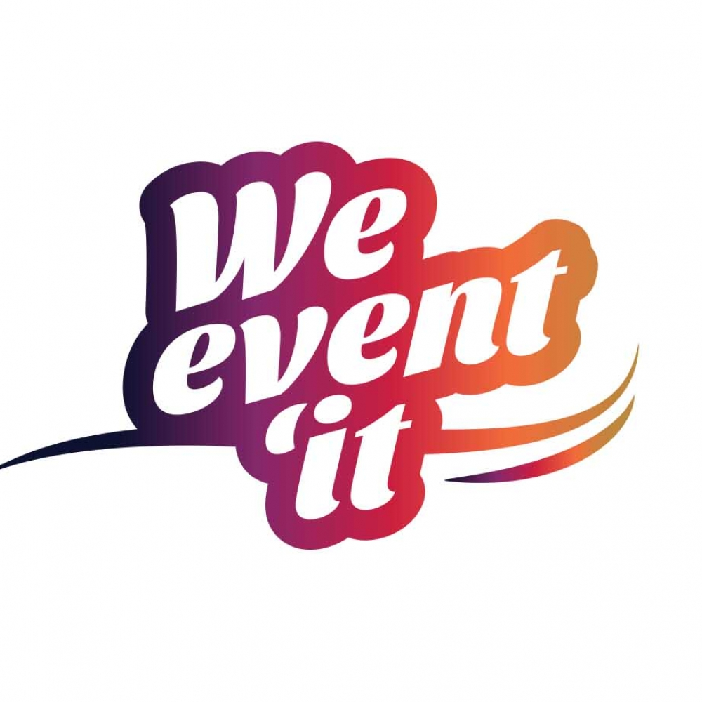 We Event 'it Logo