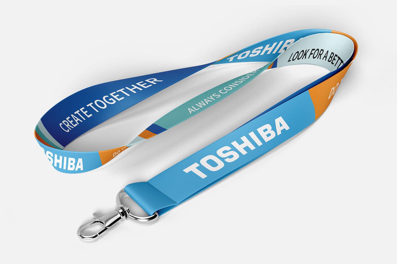 Toshiba keycord interne missie en visie